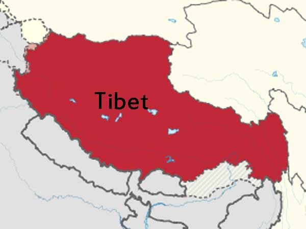 Tibet gives upper hand to China