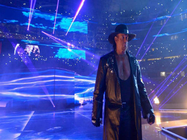 The Undertaker (Image courtesy: wwe)