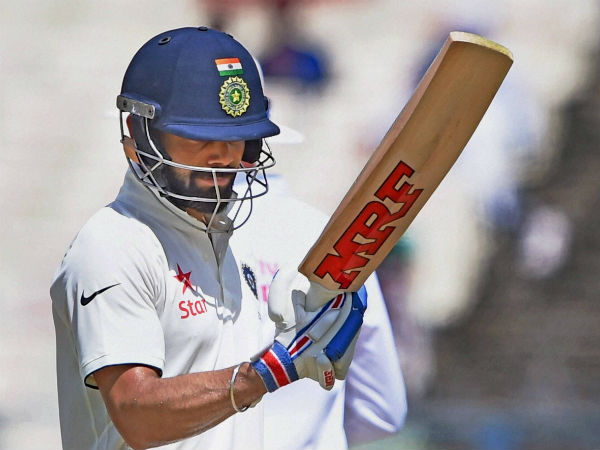 Virat Kohli's poor Test form in home conditions continues