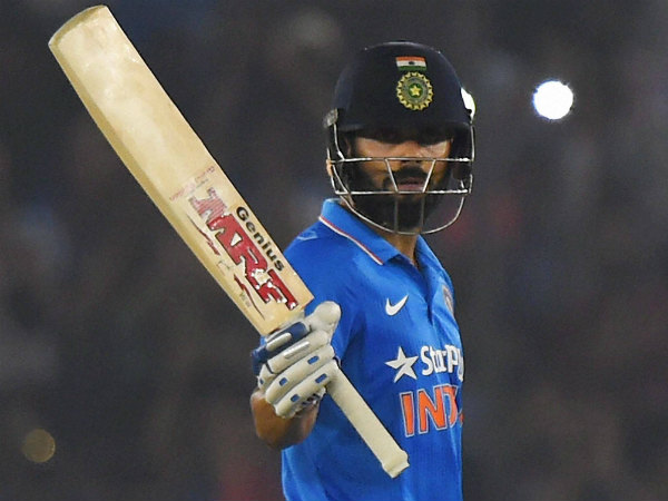 Virat Kohli is now India's full-time ODI, T20I captain