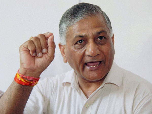 Sushma Swaraj has health issues, India committed to Kartarpur corridor, says VK Singh