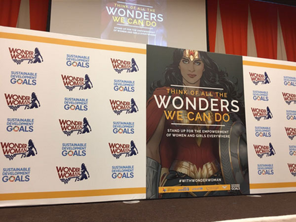 Wonder Woman-a symbol of empowerment