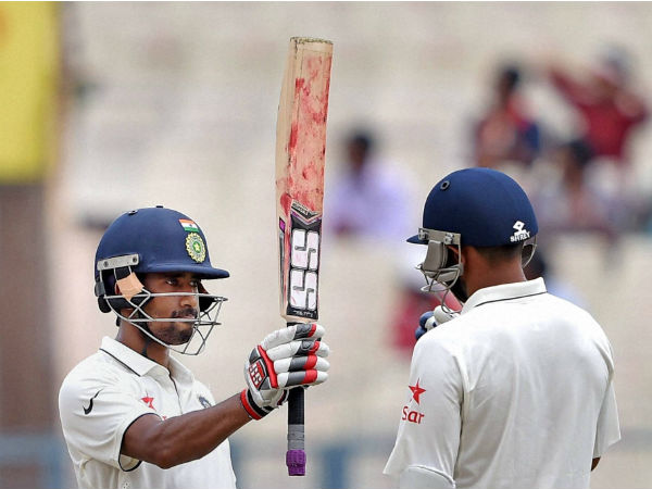 Wriddhiman Saha in elite company with MS Dhoni