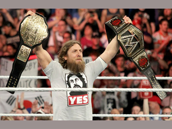 The YES movement did not last long in WWE (image courtesy WWE)
