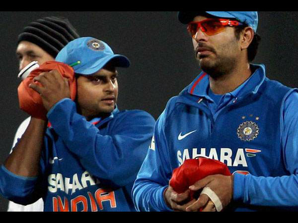 Will Yuvraj Singh, Suresh Raina be picked in India ODI squad against NZ?