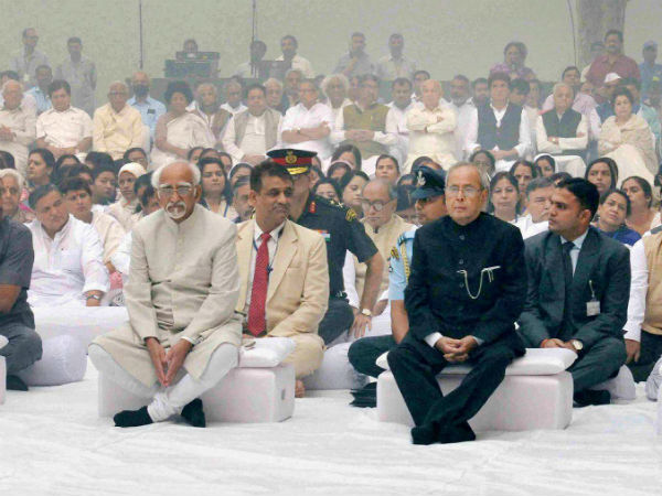 Prez, VP paid tribute to ex-PM