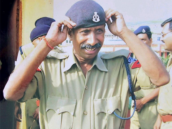 Bhopal encounter: File photo of Central Jail head constable Ramashankar