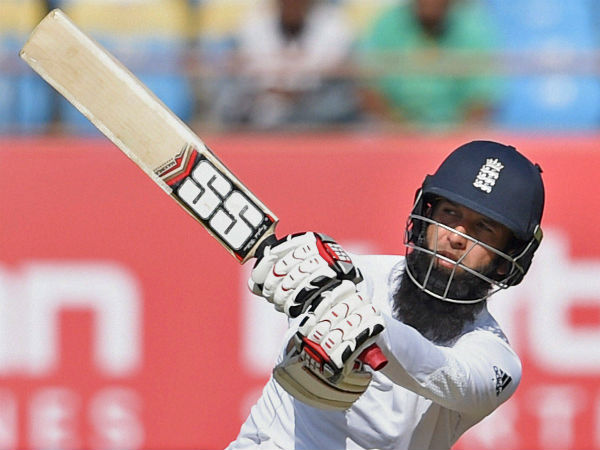 England batsmen frustrate India on Day 1 of Rajkot Test