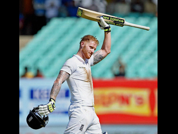 Stokes made an attacking 128