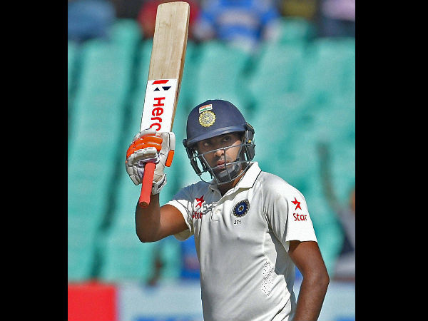 R Ashwin hits another fifty