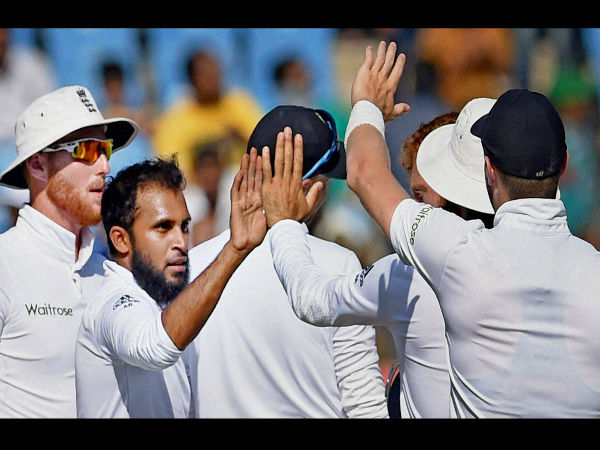 England almost shocked India in Rajkot Test