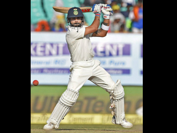 Kohli impresses with another patient innings