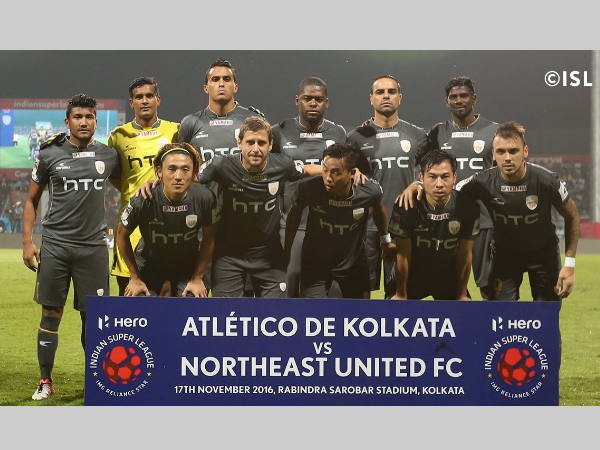 NorthEast United players