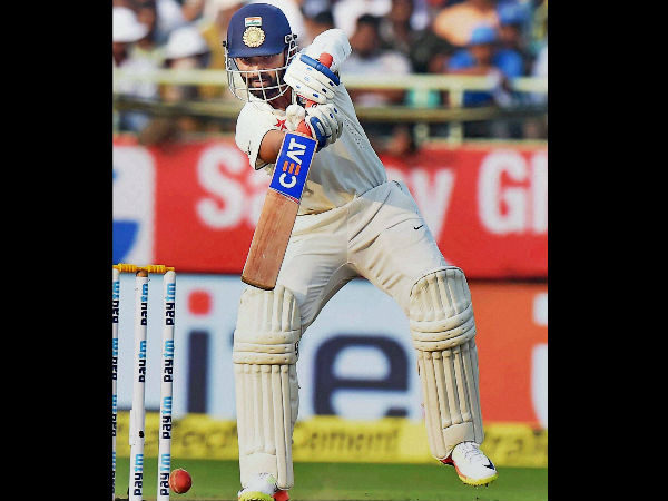 Ajinkya Rahane fails to perform in first innings