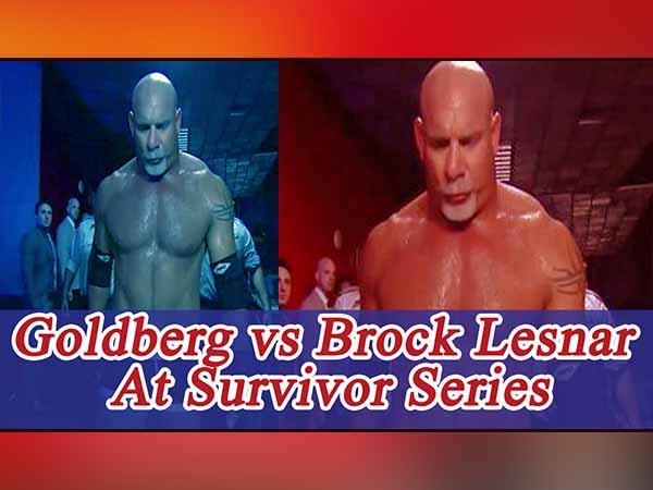 WWE 'Survivor Series' 2016 results: Brock Lesnar vs