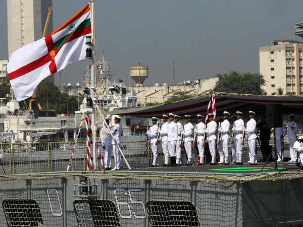 INS Chennai joins Indian Navy