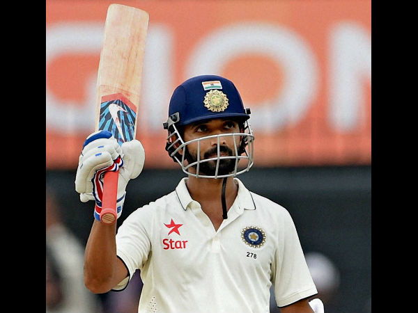Ajinkya Rahane is out of England Tests