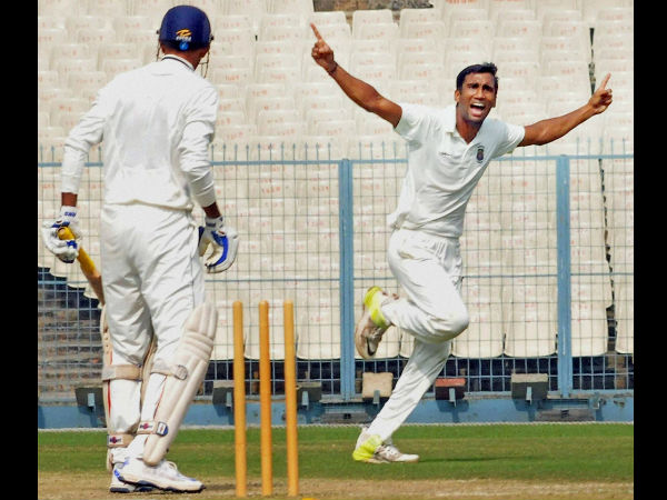 Ranji Trophy: At 34, Anupam Sanklecha, aims at taking 40 wickets in this season