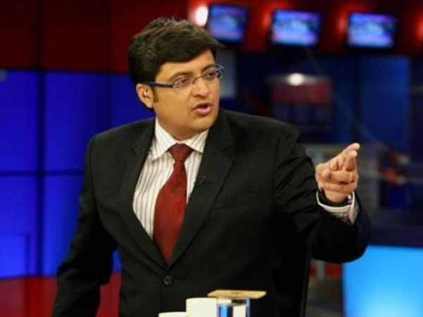 Arnab wants journalism out of Delhi