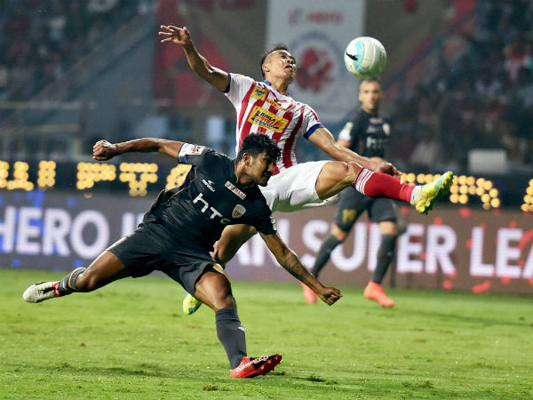 ISL 3: Hume's late goal secures ATK 1-1 draw against NorthEast