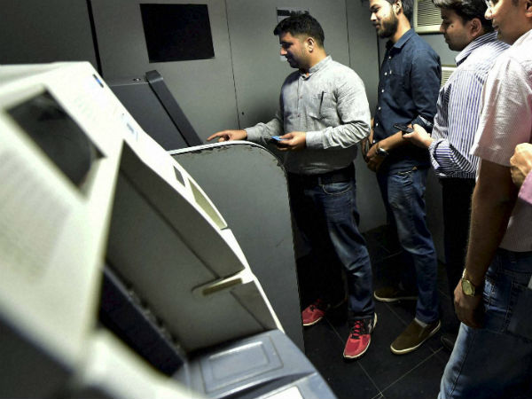 ATMs remain shut as banks replace notes