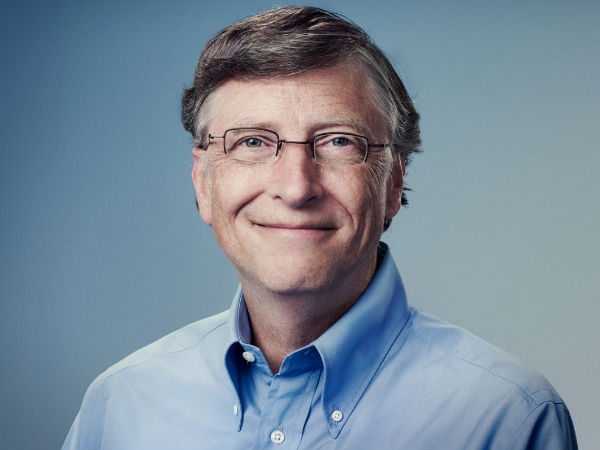 Child health is improving in India: Bill Gates