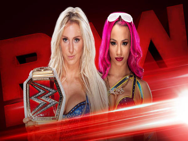 Charlotte-Sasha Banks match (Image courtesy: wwe.com)