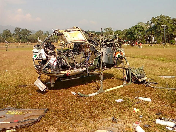 WB: Three officers killed as Army helicopter crashes in Sukna