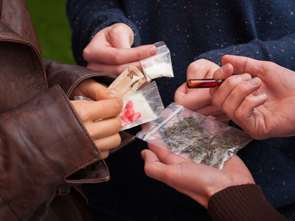 Do drugs in college and face one year jail term