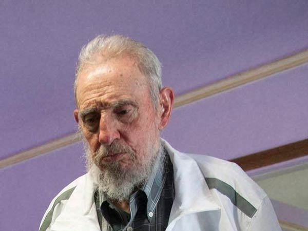 Fidel's sister, will not attend funeral