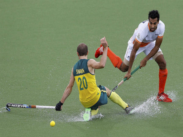 File photo: Gurbaj Singh (right) in action