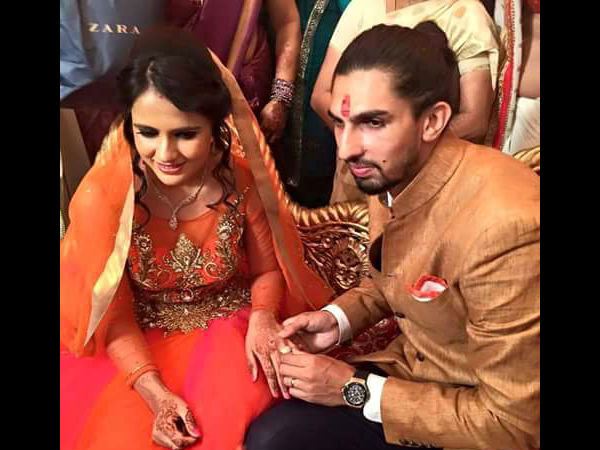 Ishant Sharma to get married to basketball player Pratima Singh on Dec 9
