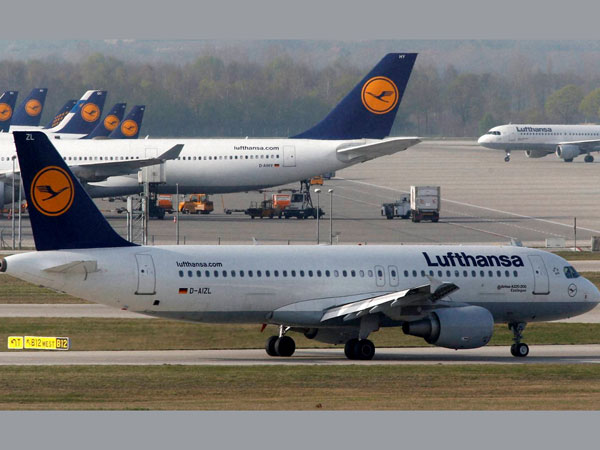Pilot strike: Lufthansa cancels flights