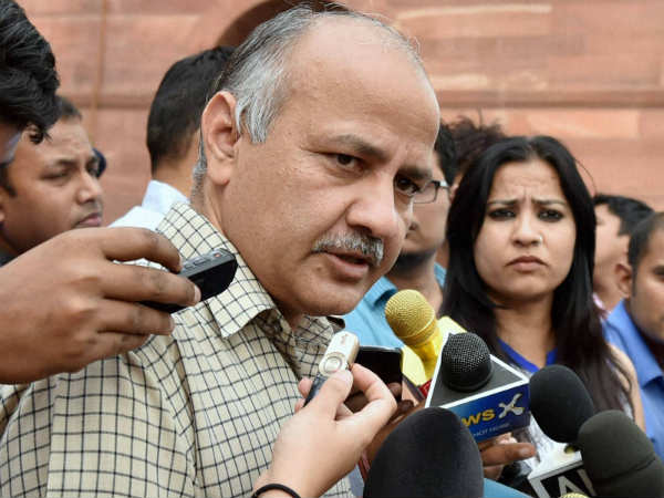 Demonetisation has hit trade: Sisodia