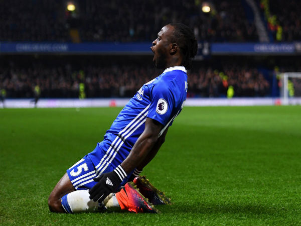 Victor Moses (Image courtesy: Chelsea Twitter handle)