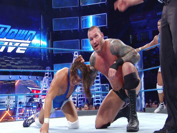 Randy Orton and Wyatt dominated Smackdown main event (Image courtesy: WWE Twitter handle)
