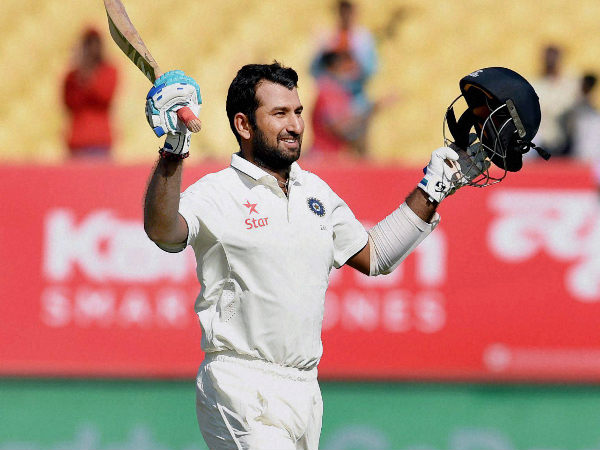 File photo: Cheteshwar Pujara