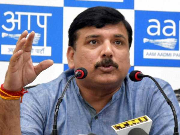 AAP in crisis: Sanjay Singh, Alka Lamba quit party posts