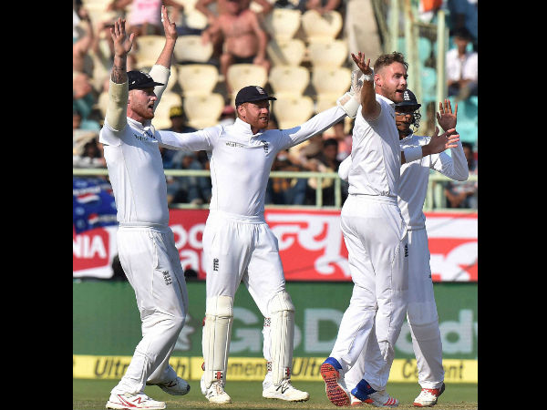 'Injured' Stuart Broad hints at skipping India-England 3rd Test in Mohali