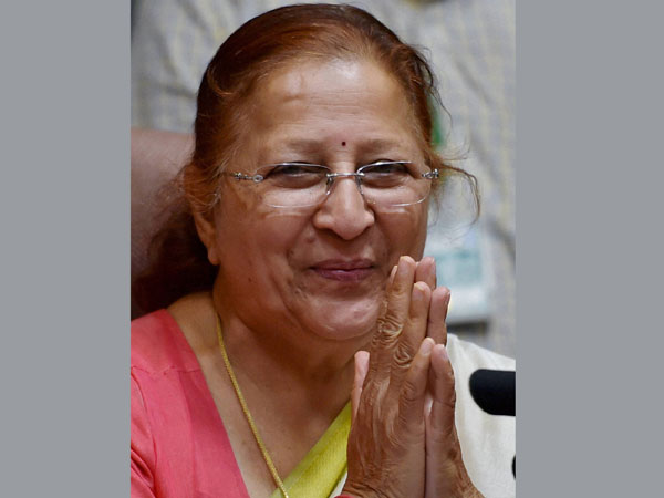 Indore LS ticket suspense continues, Sumitra Mahajan skips PM event, hints she is ready to contest