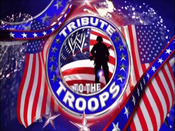 WWE Tribute to the troops (Image courtesy: Youtube)