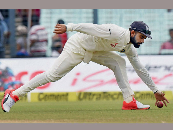 Virat Kohli tampered with ball during 2nd England Test, alleges British tabloid