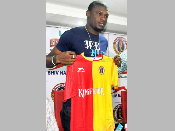 Wedson Anselme (Image courtesy: East Bengal official facebook page)