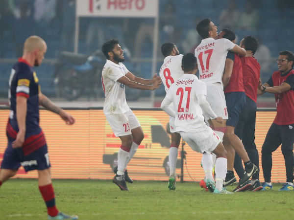 Milan Singh scored a world-class equaliser