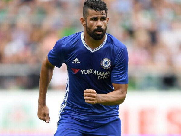 Diego Costa (Image courtesy: Chelsea FC Twitter handle)