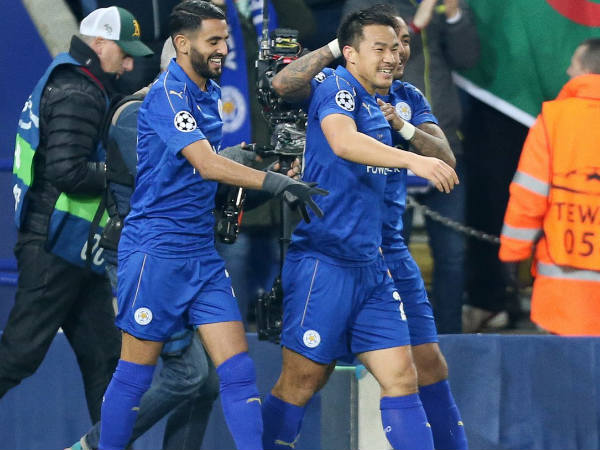Leicester City 2-1 Club Brugge