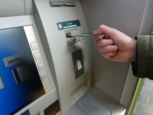 Withdraw restrictions on cash withdrawal