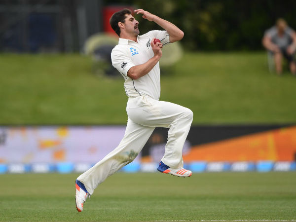 Colin De Grandhomme breaks 65-year-old New Zealand record on Test debut