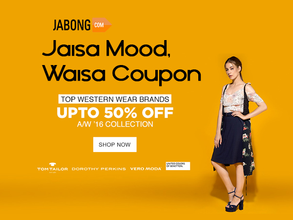 'Jaisa Mood, Waisa Coupon' Get Upto 90% Off on The Products You Wish To Shop!