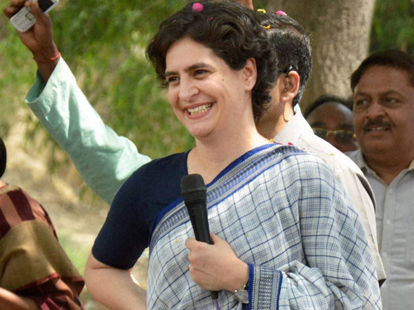 'Priyanka to play major role in UP poll'